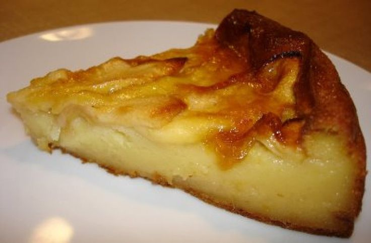 Receta de tarta de manzana superfacil