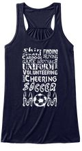 Discover Soccer Mom  Mothers Day 2017 New Women's T-Shirt from Mother's Day 2017, a custom product made just for you by Teespring. With world-class production and customer support, your satisfaction is guaranteed. - You love your mom by doing activities like hug,...