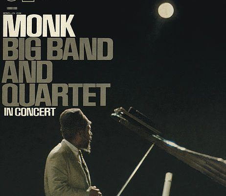 THELONIUS MONK AND HIS BIG BAND HIT NEW YORK IN '64  Title: Big Band and Quartet In Concert