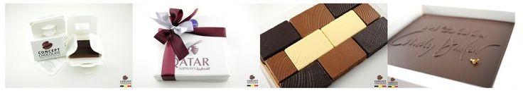 Concept Chocolate biedt gepersonaliseerde chocolade geschenken , Gepersonaliseerde chocolade met uw logo en Belgische chocolade relatiegeschenken . Wij bieden 100 % origineel en natuurlijke producten om uw speciaal momenten te maken . http://conceptchocolate.eu/nl