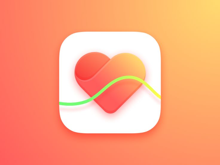 Here is an idea for a heart rate tracking application.  Be kind and share some L - Love.