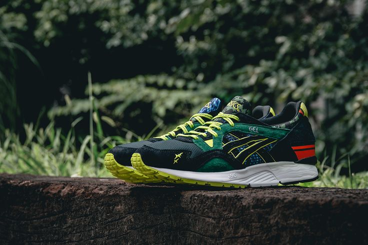 """Whiz Limited x Mita Sneakers x Asics Gel Lyte V """"Recognise"""""""
