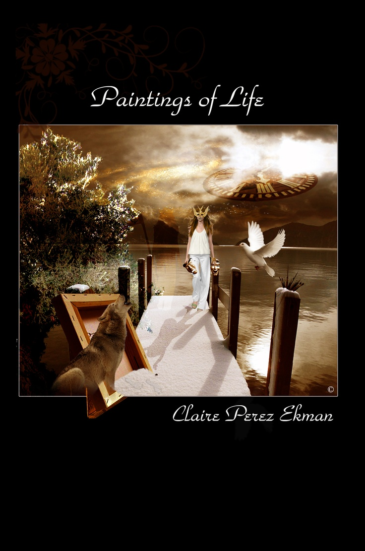 Third poetry ebook by Clairepeek on Smashwords.