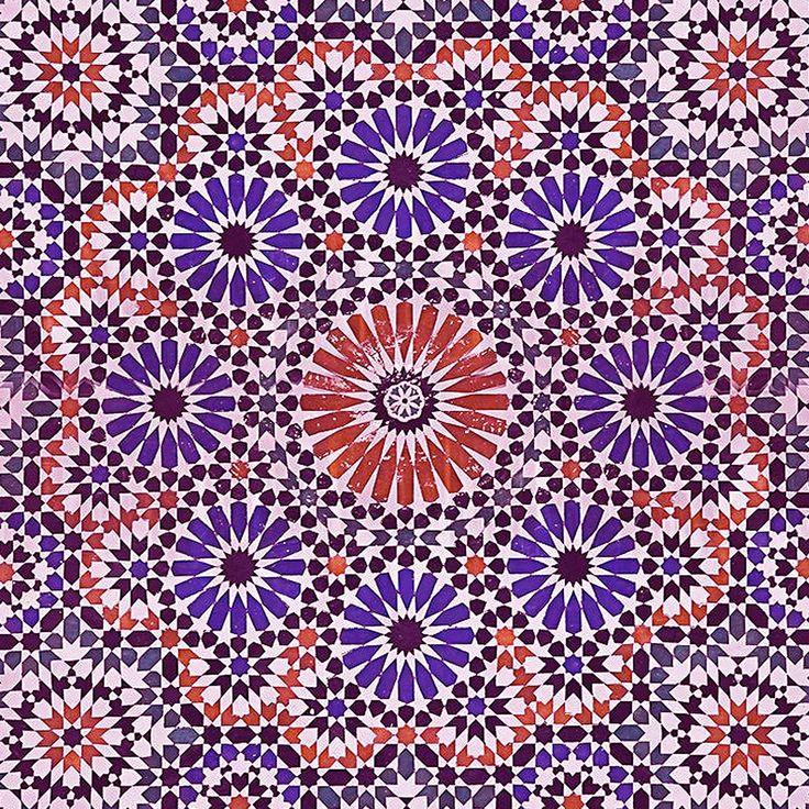 110 best islamic patterns images on Pinterest | Islamic patterns ...