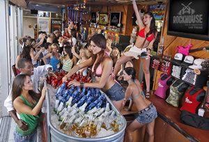 2015 Las Vegas Pool Party Calendar -- Best Las Vegas Pool Parties