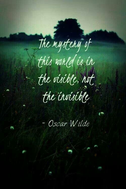 Exceptional Oscar Wilde Quote Awesome Design
