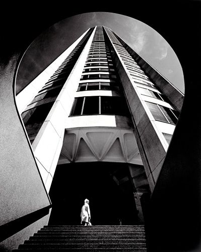 Australia Square, designed by Harry Seidler. Completed in 1967.