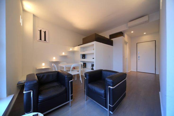 30m²의 작은 아파트 꾸미기 (출처 Jihyun Hwang)