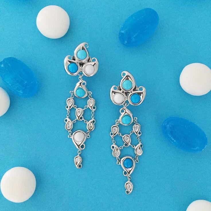 Earrings Tamara Comolli @nicolasjoyeros