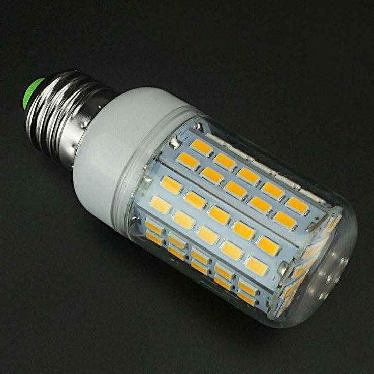 High Power 220v 240v LED Lamp corn bulb Spotlight SMD 5730 lampada led  E27 E14 lamparas 9W 12W 15W 18W 20W Warm Cold white   http://ali.pub/x7tqs
