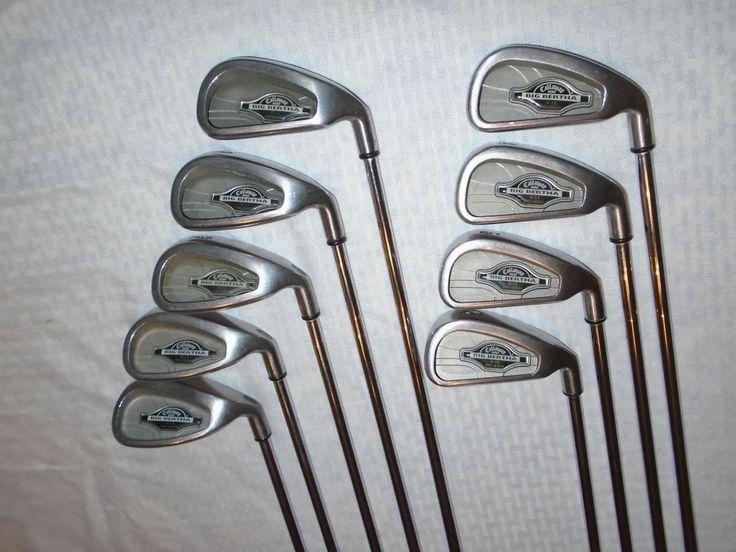 Callaway Big Bertha X 12 Pro Series Irons 3 - SW.  Callaway Irons. Big Bertha  #Callaway