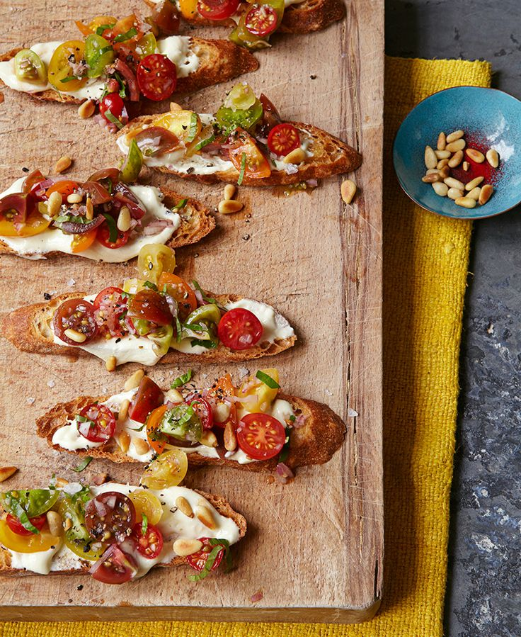 104 Best Easy Appetizers You Can Make Images On Pinterest