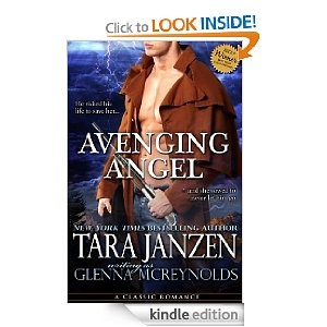 Also love Tara Janzen's Steel Street series, and can't believe I never read this one when it originally released. This is a great romance!