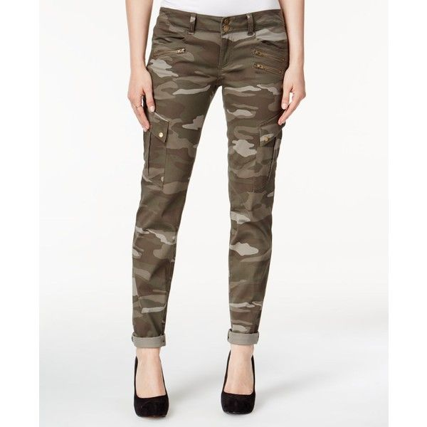 Camo Cargo Pants For Juniors | www.imgkid.com - The Image ...