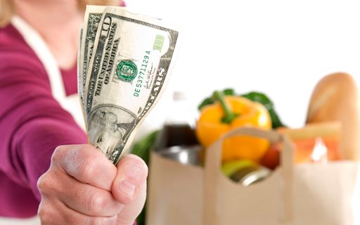 Challenge: Greatly Reducing the Food Budget