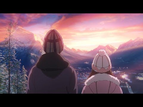 (1) あったかい、冬カナダ - YouTube  Check Out This Beautiful Ad for Canadian Tourism by Anime Superstar Makoto Shinkai