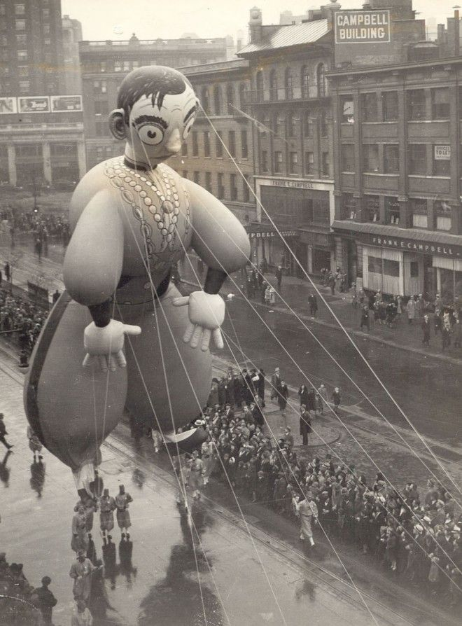 Amazing Old Pics of the Macy's Thanksgiving Parade | WIRED