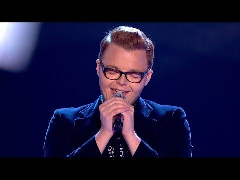 Ciaran O'Driscoll performs 'Sweet Dreams' - The Voice UK 2015: Blind Auditions 4…