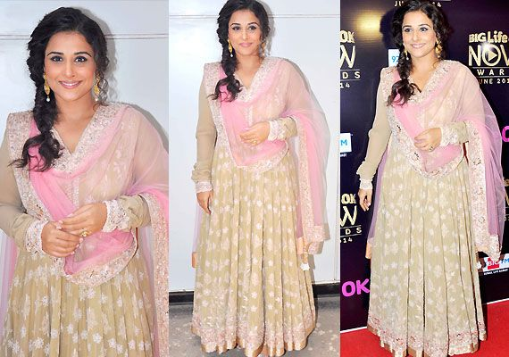 Vidya Balan, Kiran Rao enthralled the crowd at Star Parivaar Awards (see pics)
