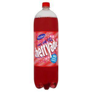 Geebee Free the Fizz Cherryade No Added Sugar 2 Litre   Fizzy Drinks   Soft Drinks   Drinks   Iceland