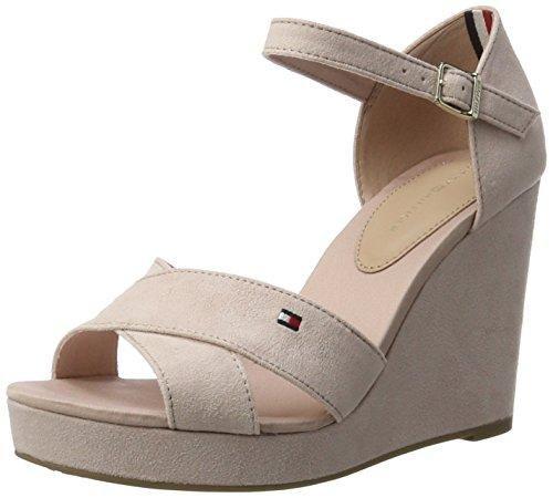 Oferta: 89.16€. Comprar Ofertas de Tommy Hilfiger E1285lena 45d, Zapatos de Tacón Alto con Correa de Tobillo para Mujer, Rosa (Dusty Rose), 38 EU barato. ¡Mira las ofertas!