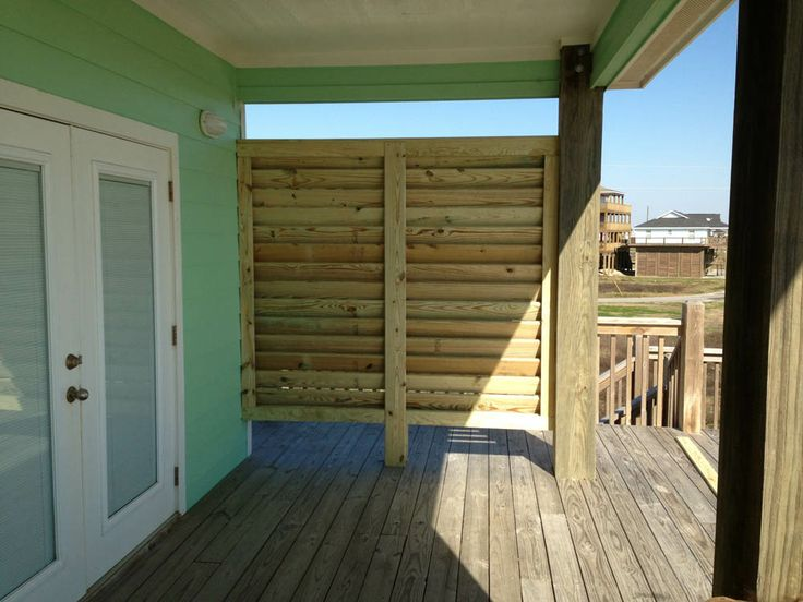 Instant Privacy Decks : Best images about hiding privacy outside on pinterest