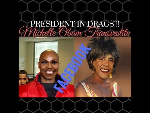 Michelle Obama is transgender man? All hope is gone after we leave the white house .. - YouTube