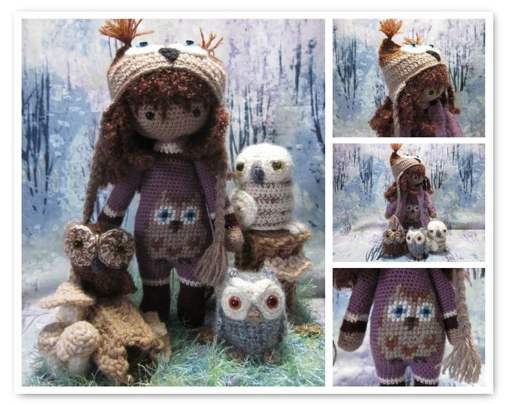 Lalylala Amigurumi Doll : 54 best by hook by hand dolls images on pinterest amigurumi doll