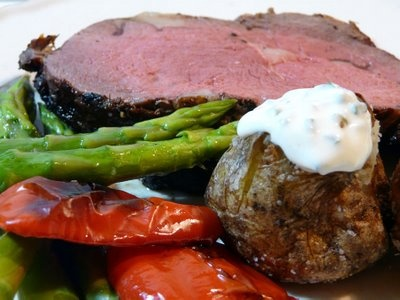 Grilled Prime Rib for Two | Beef | Pinterest