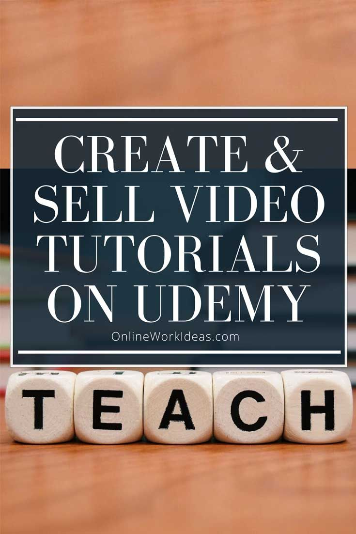 Udemy.com is an online marketplace where anyone in the world watch a video course to learn a skills on any subject or to create a video tutorial to make money. They provide 42.000 courses and have 14 million users! There are free and paid courses from $15-$200. Therefore, there are 2 benefits: