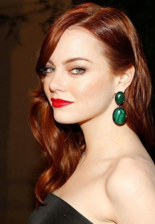 Best Red Hair Color For Blue Eyes And Fair Skin Find Your Perfect