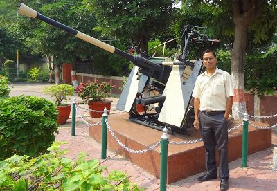 मेरी यात्रा डायरी : शहीद स्मारक, नोएडा, उत्तर प्रदेश. Shaheed Smarak, ...