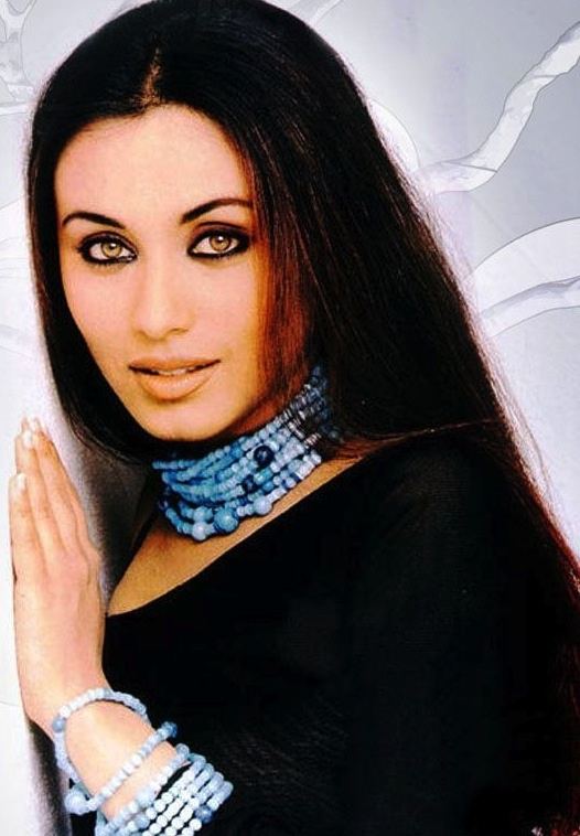 Rani Mukerji (Those yellow eyes!)