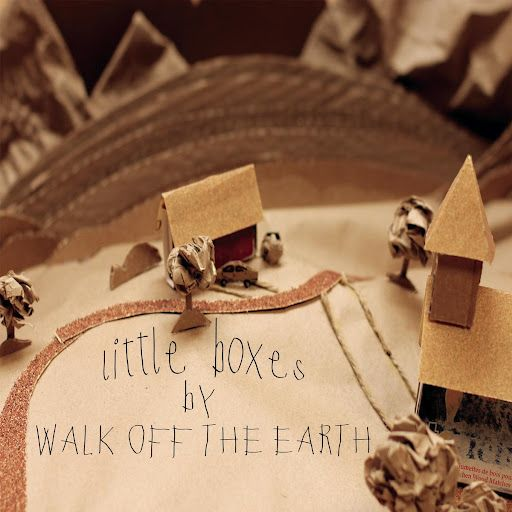 ▶ Little Boxes - Walk off the Earth - YouTube..oh man, this is one fabulous song and music video! i love it :)
