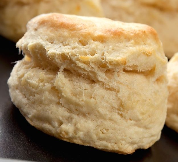 The BEST Buttermilk Biscuits You Will Ever Make (just 3 ingredients!)