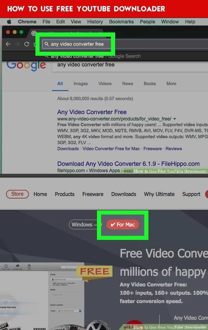 How to Use Free YouTube Downloader | How To | Free youtube