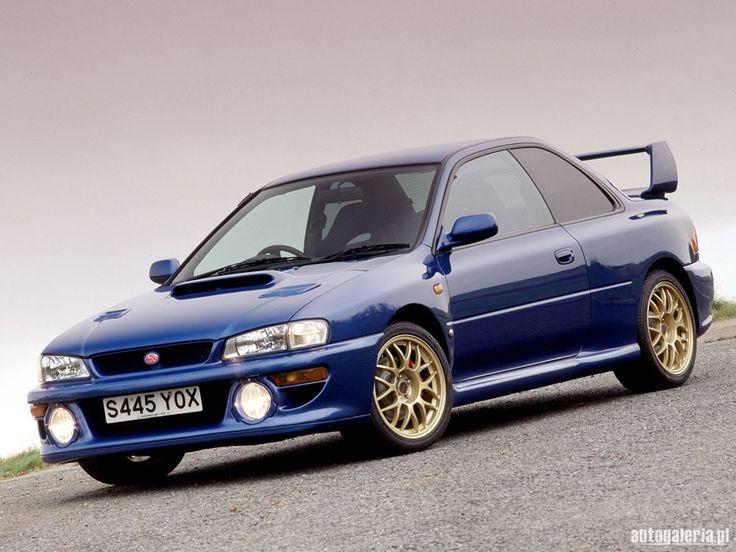 Subaru 22B-STi