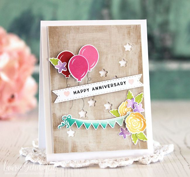 Just Give Me Stamps Handmade Paper Crafts Happy Anniversary Cards Anniversary Cards
