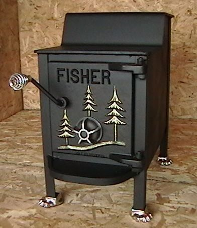 Fisher Wood Stove : fisher stoves fisher wood stove feet fisher stove bear stove projects ...