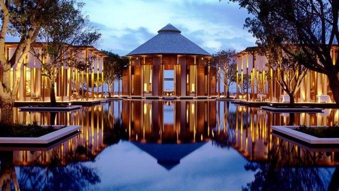 Top 10 Luxury Hotel Designers   Hotel Interior Designs