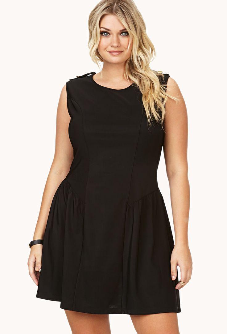 Size 18 Little Black Dress