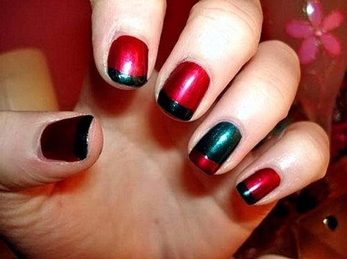 Cute Easy Nail Designs For Really Short Nails : Short nails cute nail designs for easy