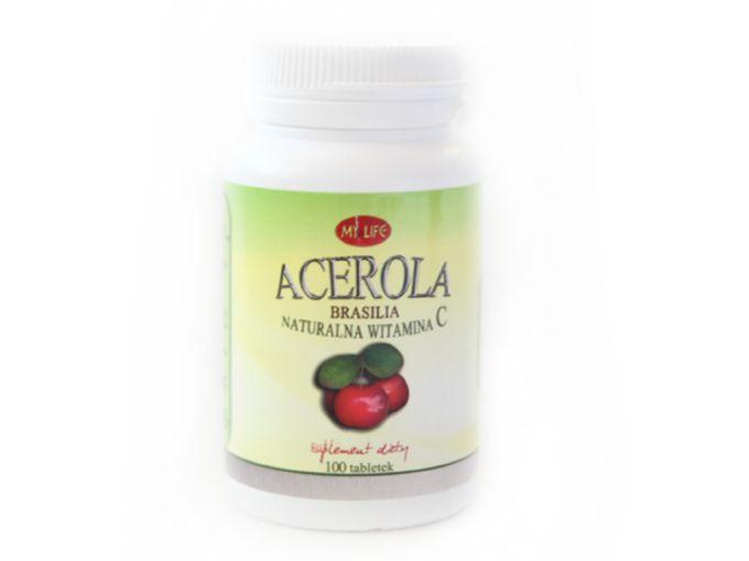 Acerola - naturalna witamina C z wiśni z Barbados. Posiada bardzo duży zakres właściwości. jak sądzicie czym różni się od polskich wiśni? #acerola #dieta #odchudzanie #fit #zdrowa_żywność #vivio