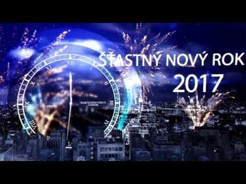 Šťastný nový rok 2017 - Happy New Year - YouTube