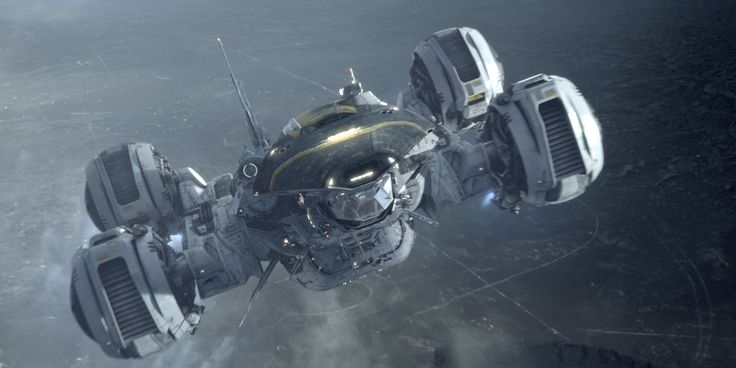 Prometheus Spacecraft (page 3) - Pics about space