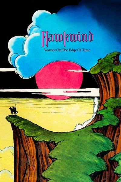 Hawkwind - Warrior On The Edge Of Time # Space Rock