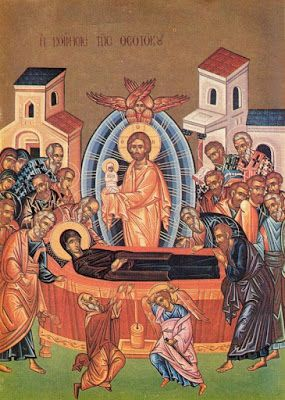 xristianorthodoxipisti.blogspot.gr: Λόγος στην Κοίμηση της Θεοτόκου (Αγίου…