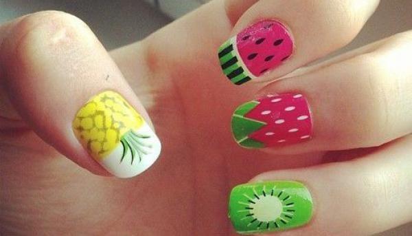 Pinterest vous refait les ongles cet été