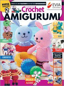 Crochet AMIGURUMI Nº 02 - 2015