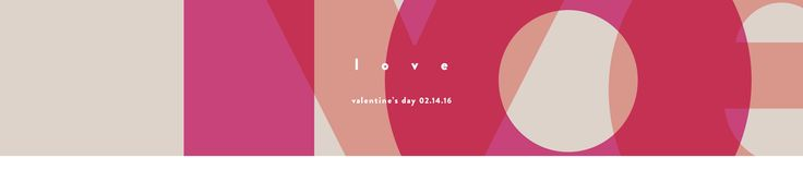 Love. Valentine's Day is February 14. Nordstrom